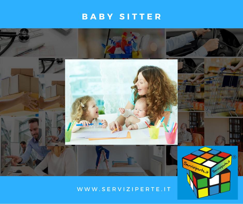 Baby Sitter Serviziperte - Milano