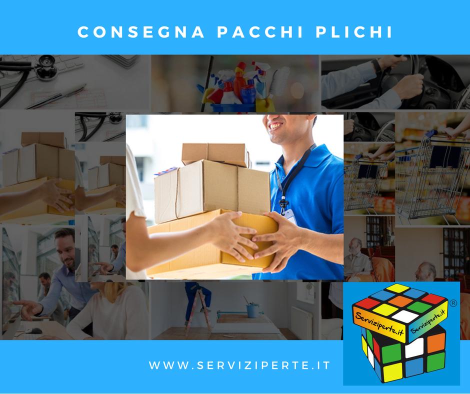 Consegna Pacchi Plichi Serviziperte - Milano