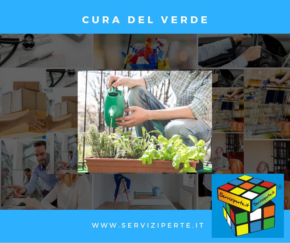 Cura del Verde Serviziperte - Milano