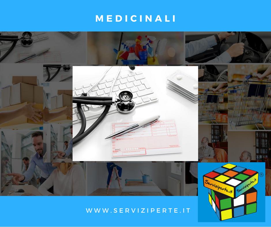 Medicinali Serviziperte - Milano