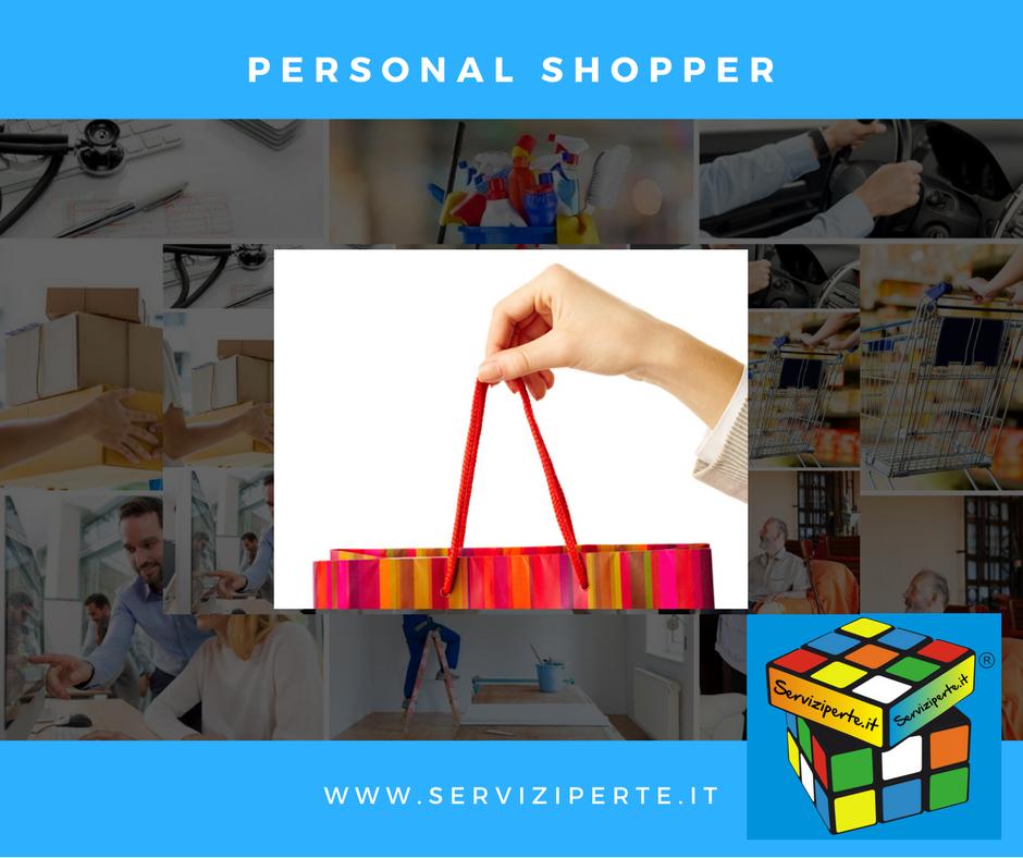 Personal Shopper Serviziperte - Milano