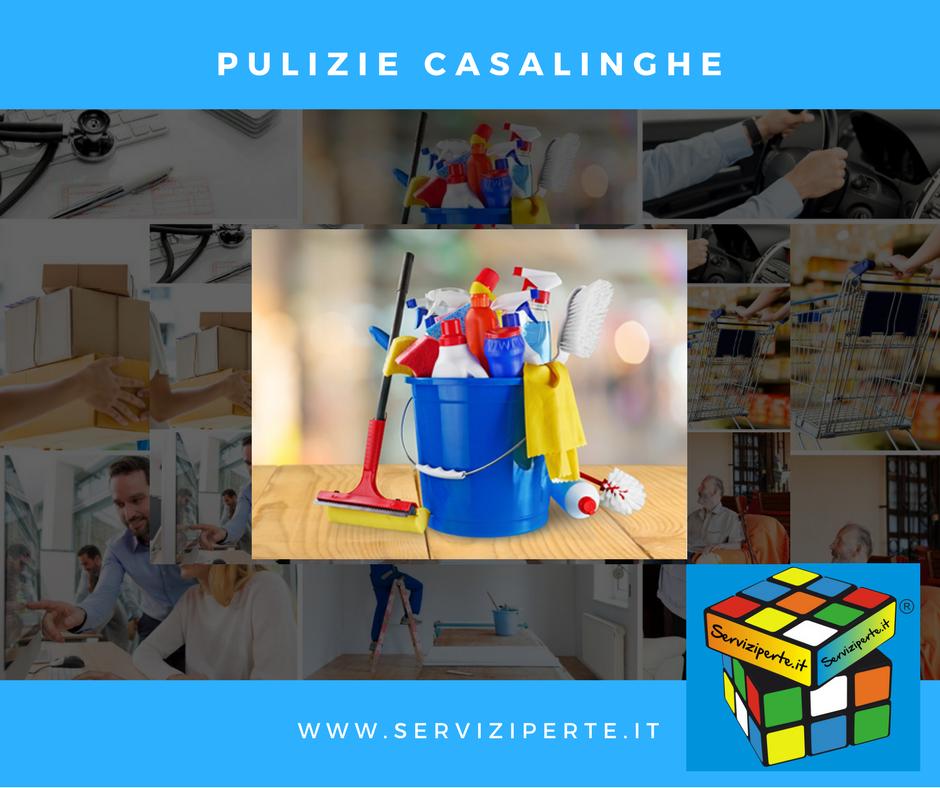 Pulizie Casalinghe Serviziperte - Milano