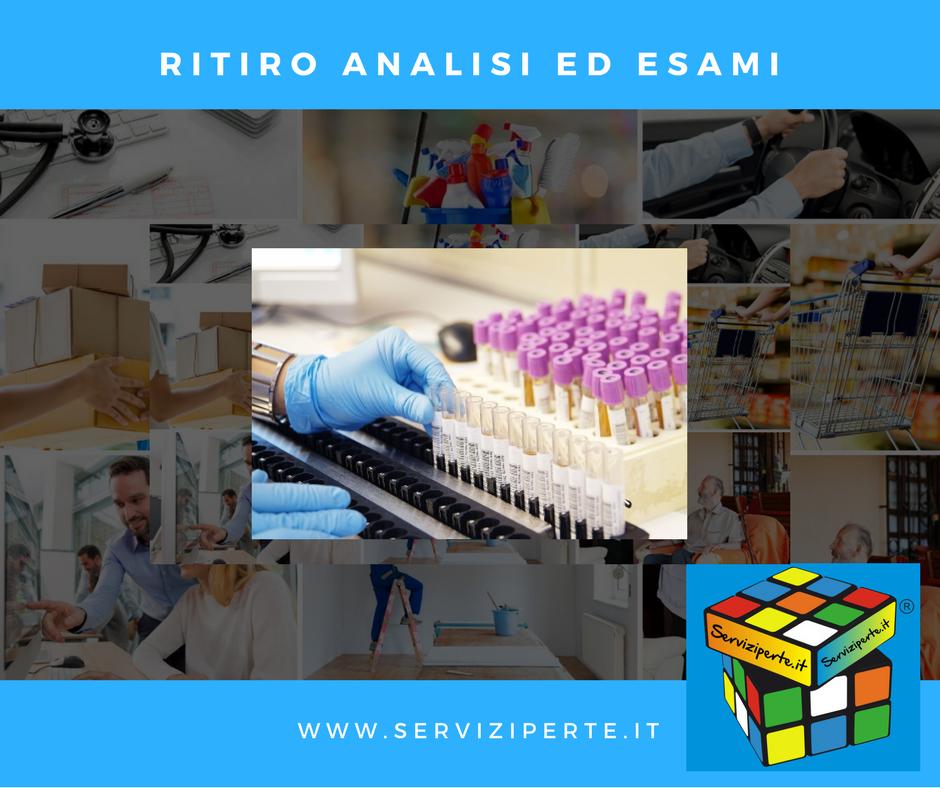 Ritiro Analisi ed Esami Serviziperte - Milano