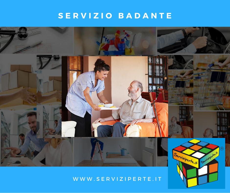 Servizio Badante Serviziperte - Milano