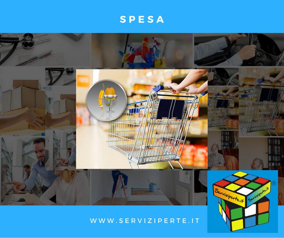 Spesa Serviziperte - Milano