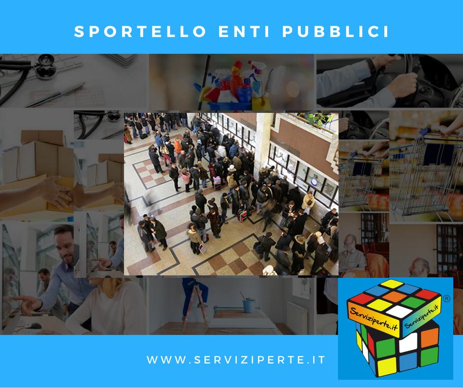 Sportello Enti Pubblici Serviziperte - Milano
