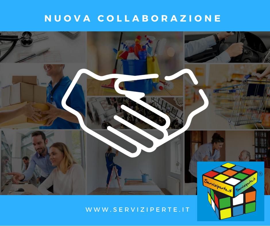 Nuova Collaborazione Serviziperte - Milano